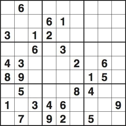 Sudoku Medium Sudoku 3408 med...