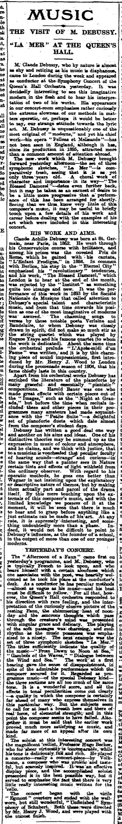 debussy one of the most original of moderns from the archive   the full article