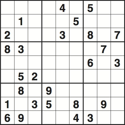 Sudoku 3423 hard | Life and style | The Guardian