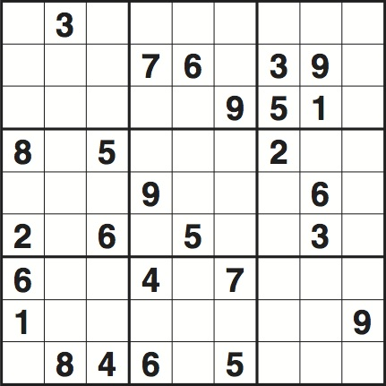 how to solve hard sudoku