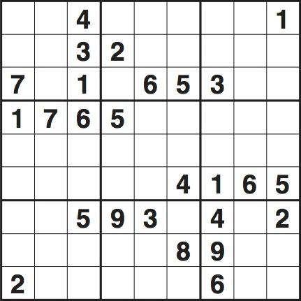 Sudoku Hard 5