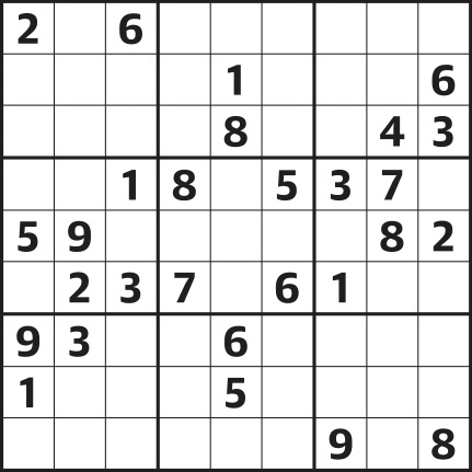 image regarding Medium Sudoku Printable titled Sudoku 3929 medium Everyday living and style and design The Mother or father