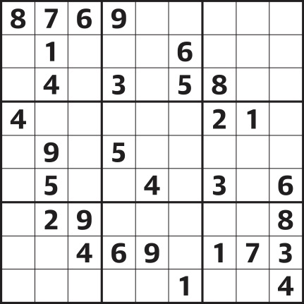 Sudoku Easy 4035 Life And Style The Guardian