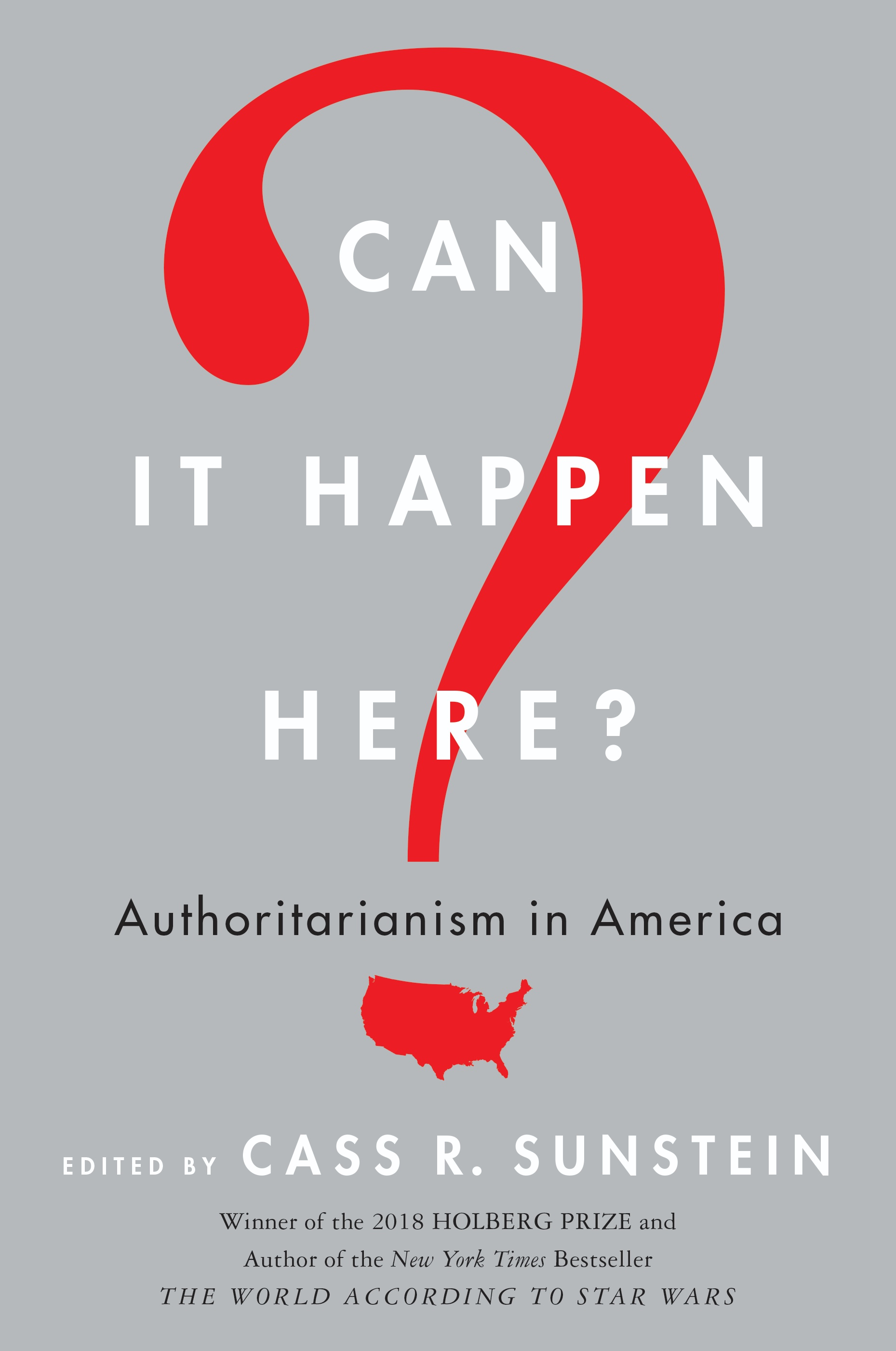extract from can it happen here authoritarianism in americacass r sunstein eddey street books