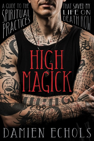 Magick 'saved my life': the former death row inmate turned