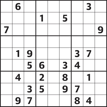 Sudoku 4,243 hard | Life and style | The Guardian