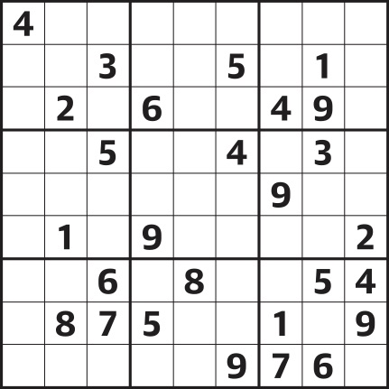 picture regarding Printable Hard Sudoku named Sudoku 4,273 challenging Lifestyle and style and design The Mum or dad