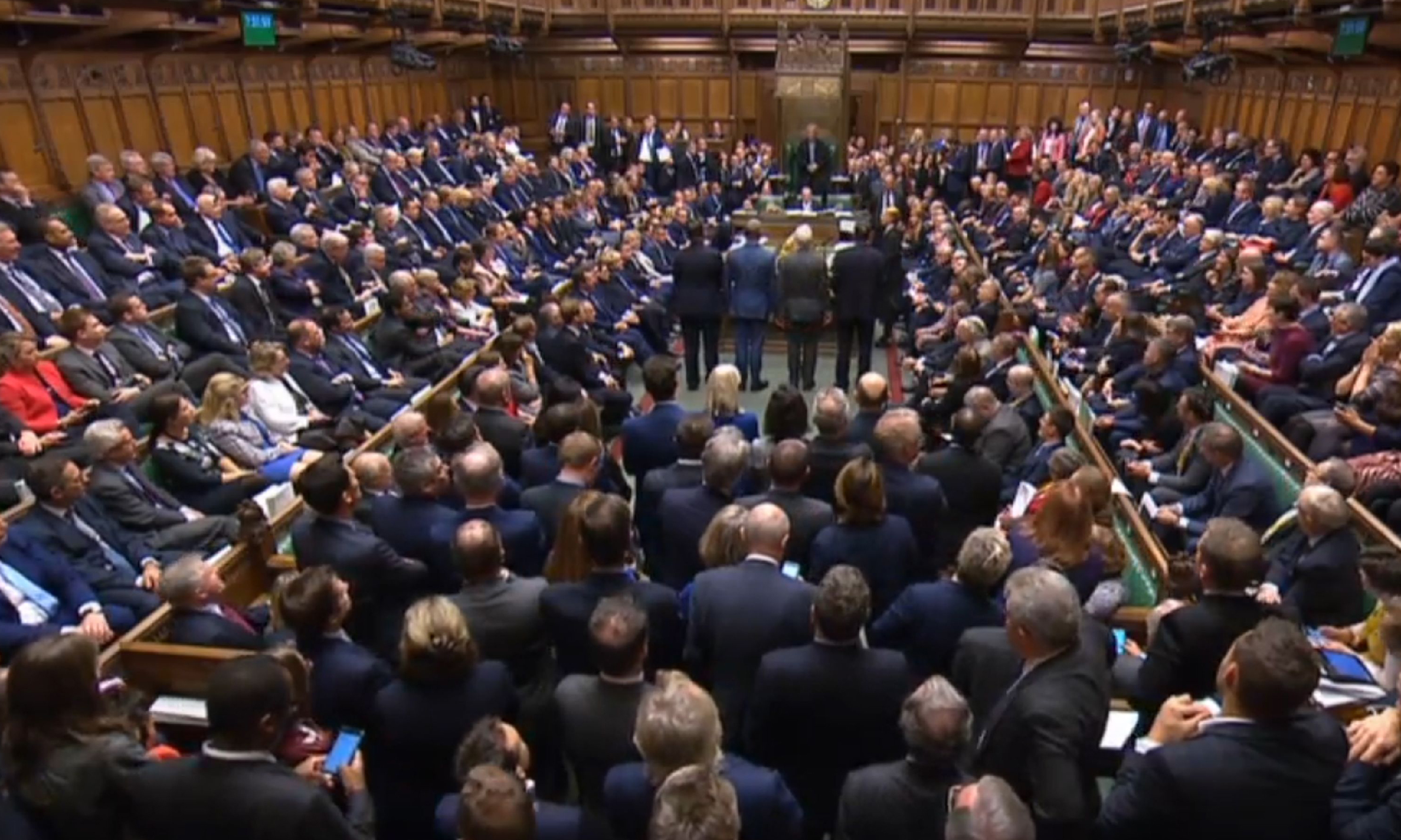 What just happened in the Commons – and what's next for Brexit?