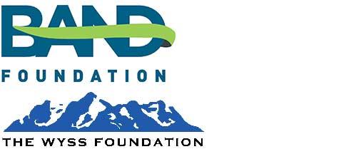Band Foundation and Wyss Foundation