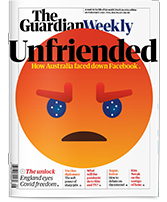 Subscribe to The Guardians weekly news magazine