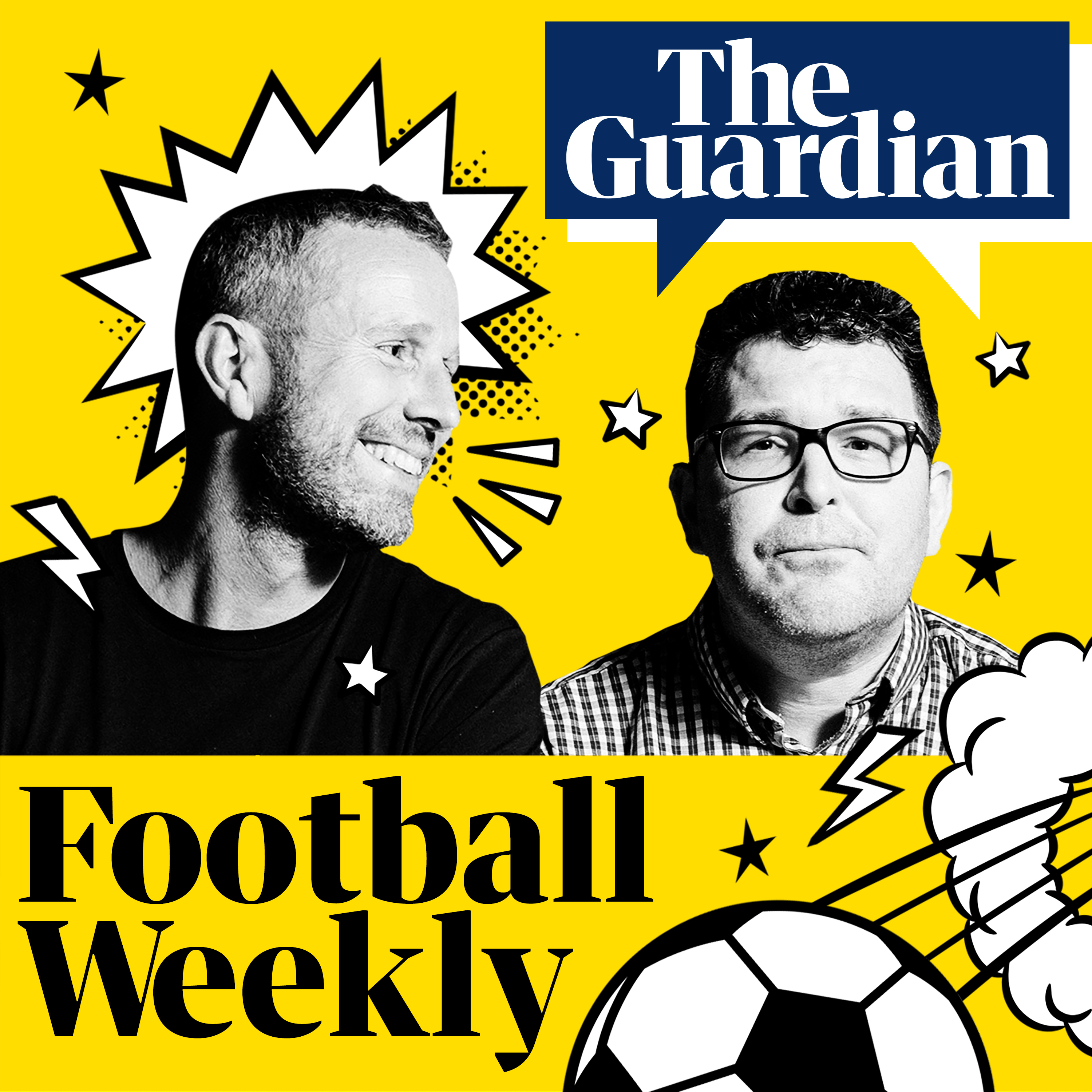 Football Weekly podcast